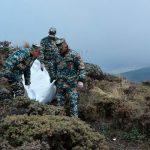 Найдены останки еще 4-х армянских военнослужащих