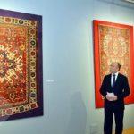 Три уникальных азербайджанских ковра XVII-XIX веков возвращены на родину