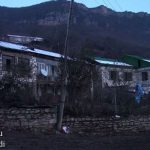 Видеокадры из села Беюк Таглар Ходжавендского района