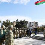 Президент Азербайджана в Шуше - Хроника визита и выступления