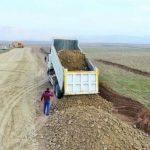 Начато строительство новой автомобильной дороги к заповеднику «Кешикчидаг»