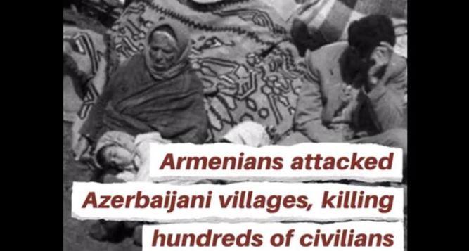 Генконсульство Азербайджана в Лос-Анджелесе подготовило фильм о трагедии Черного Января