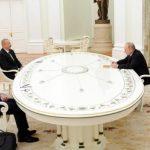 Текст заявления по итогам встречи лидеров Азербайджана, России и Армении