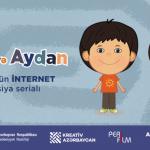 «Айдын и Айдан»: в Азербайджане снимают детский сериал