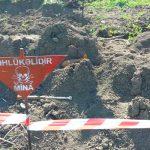 Военнослужащие ВС Азербайджана подорвались на мине