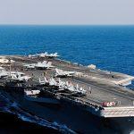 """Авианосец США """"Рональд Рейган"""" вошел в Южно-Китайское море"""