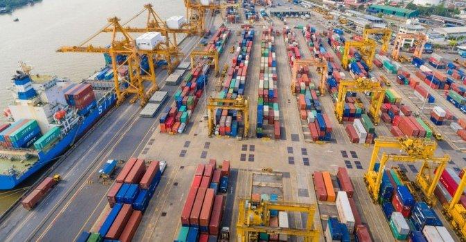 Азербайджан стал вторым экспортным партнером Грузии