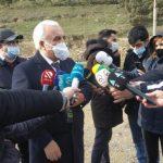 Эльхан Асадов: Оползневая зона в поселке Бадамдар является одной из самых опасных в Баку
