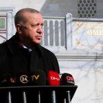 Эрдоган заявил, что мировое сообщество шокировано событиями в США
