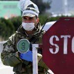 В Тбилиси прошла акция с требованием снятия ограничений из-за COVID-19