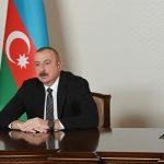 """Ильхам Алиев: """"Вопрос статуса Карабаха вообще должен быть исключен из повестки дня"""""""