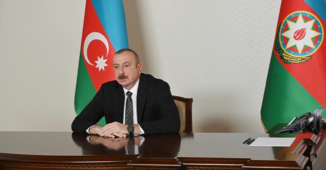 Ильхам Алиев вновь избран председателем ПЕА