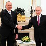 Состоялся телефонный разговор между Ильхамом Алиевым и Владимиром Путиным