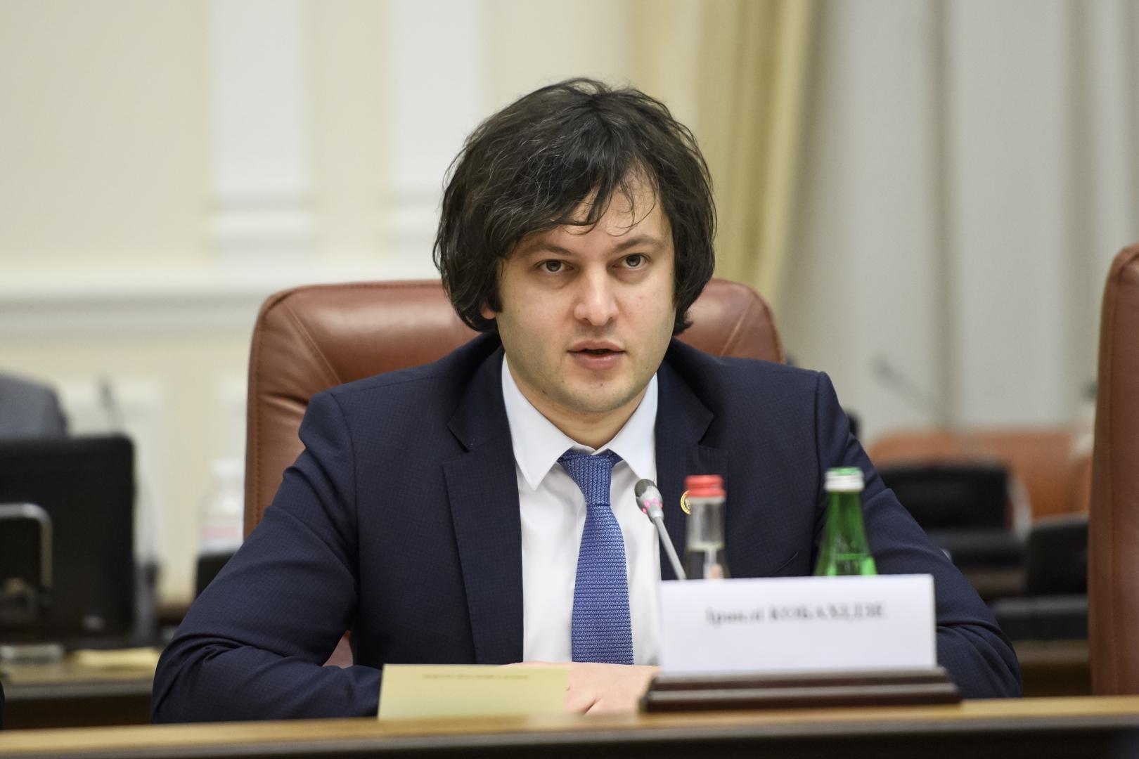 Правящая партия Грузии избрала нового председателя
