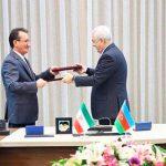 Между Азербайджаном и Ираном подписано соглашение о сотрудничестве в железнодорожной сфере