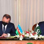 Азербайджан и Пакистан подписали соглашение о сотрудничестве