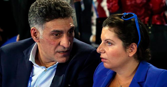 «Сладкой парочке» запретили въезд в Украину