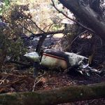 Самолет упал на жилой дом в штате Миннесота