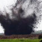 Двое азербайджанских военнослужащих подорвались на мине