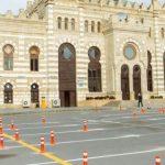 Вокруг Бакинского железнодорожного вокзала будут созданы три новых парковочных зоны