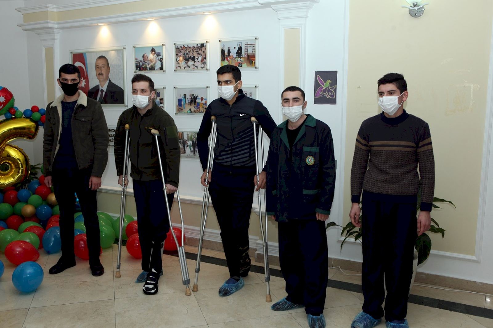 Социально-психологические реабилитационные услуги оказаны 260 раненым в Отечественной войне