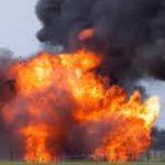 На складе оборонного предприятия Сербии прогремел взрыв