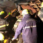 В Хырдалане на месте взрыва продолжаются спасательные работы