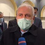 Министр иностранных дел Ирана прибыл в Баку