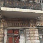 «FF - 2011» обещал рай жильцам дома на улице Дилары Алиевой – теперь люди живут в разрушенном здании…
