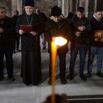 Память жертв Ходжалинского геноцида почтили в храме «Агаоглан» в Лачине