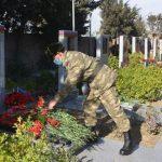 Почтена память Национального героя Мубариза Ибрагимова