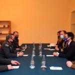 Джейхун Байрамов встретился с председателем комиссии парламента Ирана