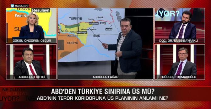Зачем сионисту Байдену военная база у границы Турции?