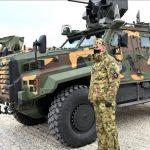 Турецкие бронемашины поступили на вооружение ВС Венгрии - ФОТО
