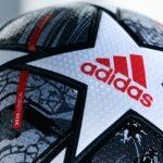 УЕФА показал фото нового мяча Лиги чемпионов