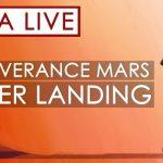 Американский ровер Perseverance совершил посадку на Марс