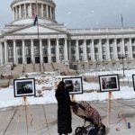 В Юте перед зданием Капитолия открылась выставка про Ходжалинский геноцид