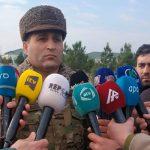 """Агамир Султанов: """"Потери врага превысили наши потери более чем в два раза"""""""