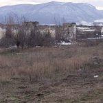 Видеокадры из села Алимедетли Агдамского района