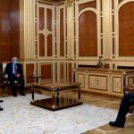 Президент Армении обсудил с главами парламентских фракций и оппозицией ситуацию в стране