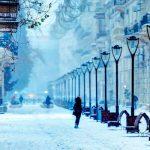 Синоптики обещают в Баку снег
