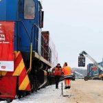 Первый экспортный состав из Турции по БТК прибыл в Россию