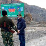 В армянском парламенте признали, что часть дороги в Капан проходит по международно признанной территории Азербайджана