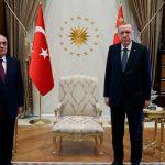 Президент Турции принял премьер-министра Азербайджана