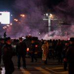В Ереване оппозиция завершила акцию протеста с требованием отставки Пашиняна
