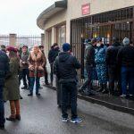 В Ереване родители солдат протестуют против отправки своих детей в Карабах