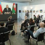 Пресс-конференция Президента Ильхама Алиева для представителей местных и зарубежных СМИ