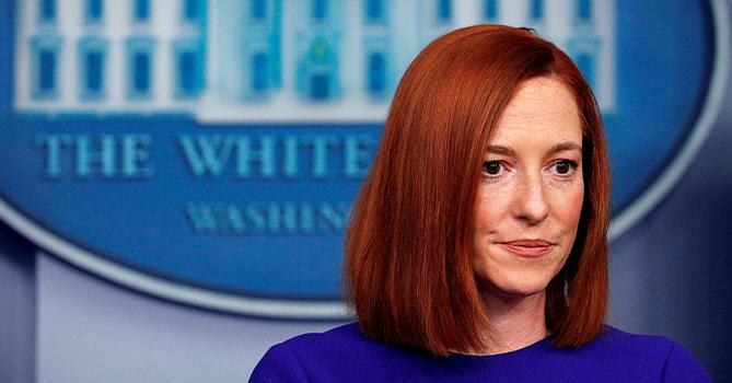 Белый дом назвал телефонный разговор Путина и Байдена конструктивным