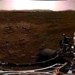 NASA распространило видеозапись посадки марсохода Perseverance