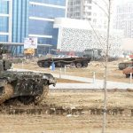 В Баку будет Парк военных трофеев